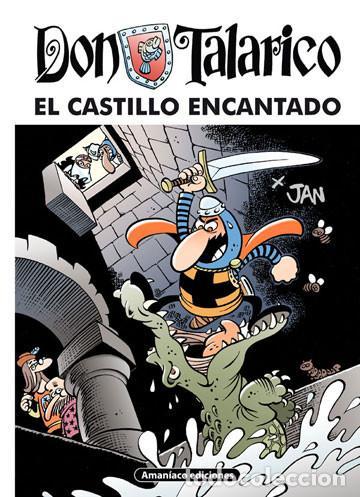 DON TALARICO. EL CASTILLO ENCANTADO GUION Y DIBUJOS DE JAN (Tebeos y Comics - Comics otras Editoriales Actuales)