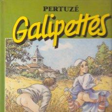 Cómics: LOUBATIÈRES ÉDITEUR -- GALIPETTES -- EN FRANCÉS. Lote 105791987