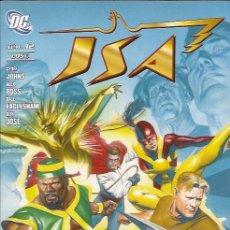 Cómics: COMIC JSA Nº 12 DC COMICS JOHNS ALEX ROSS PLANETA. Lote 105798915