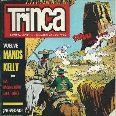 Cómics: TRINCA. EDITORIAL DONCEL 1970. COLECCIÓN COMPLETA 67 EJEMPLARES. 65 + 2 EXTRAS. . Lote 105977259