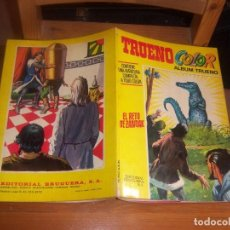 Cómics: TRUENO Y JABATO COLOR EXTRA ALBUNES PRIMERA ÈPOCA DE 1969 A 1975. Lote 105978739