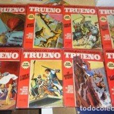 Cómics: TRUENO Y JABATO COLOR EXTRA ALBUNES PRIMERA ÈPOCA DE 1969 A 1975. Lote 105978939