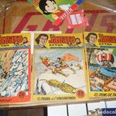 Cómics: JABATO EXTRA TRES NÚMEROS 14, 15 Y 22. Lote 105980123