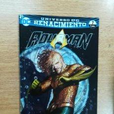 Cómics: AQUAMAN #21 - RENACIMIENTO #7 (ECC EDICIONES). Lote 105994831