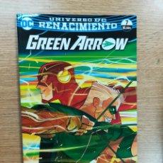 Cómics: GREEN ARROW VOL 2 #7 (ECC EDICIONES). Lote 105994883
