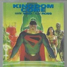 Kingdom Come Deluxe, 2017, ECC, impecable