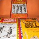 Cómics: LA CODORNIZ Y EL HUMOR EN LA TRANSICIÓN. ANTOLOGÍAS. TAPA DURA. TRES VOLÚMENES. MUY BUEN ESTADO.. Lote 106084827