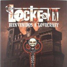Cómics: LOCKE AND KEY 01 (CULT COMICS). - HILL/ RODRIGUEZ.. Lote 106115047