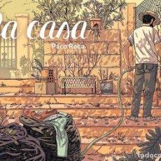 Cómics: LA CASA. - ROCA, PACO.. Lote 106116043