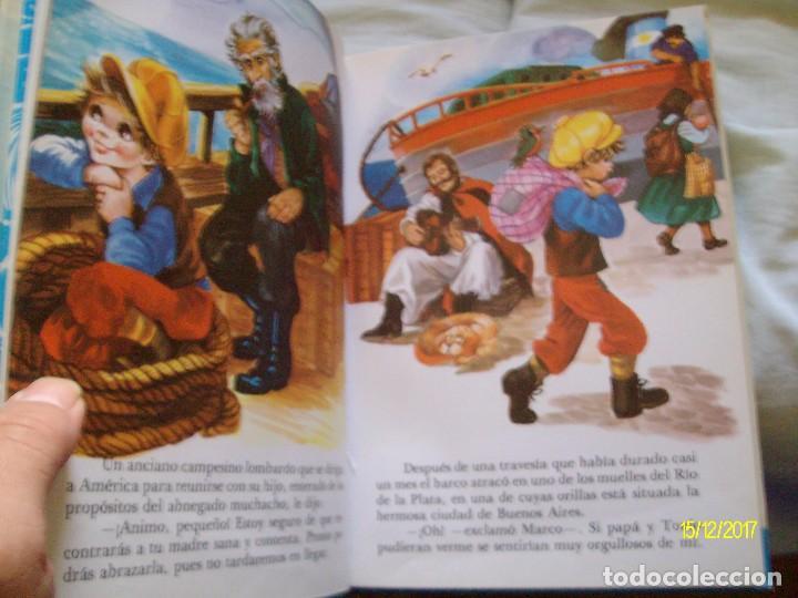 Cómics: CUENTOS AZULES Nº 13 TOMO MARIA PASCUAL CARMEN GUERRA Y CARMELO GARMENDIA EDICIONES TORAY - Foto 3 - 106184759