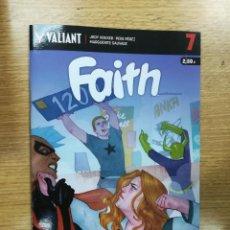 Cómics: FAITH #7 (MEDUSA). Lote 106354575
