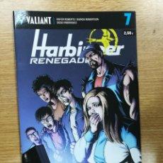 Cómics: HARBINGER RENEGADE #7 (MEDUSA). Lote 106355087