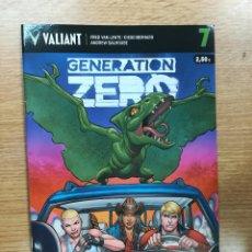 Cómics: GENERATION ZERO #7 (MEDUSA). Lote 106355647