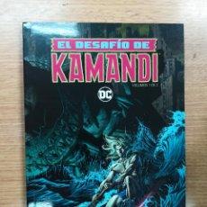 Cómics: EL DESAFIO DE KAMANDI #1 (ECC EDICIONES). Lote 106355887