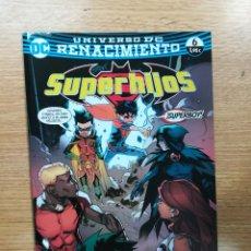 Cómics: SUPERHIJOS #6 (ECC EDICIONES). Lote 106356479