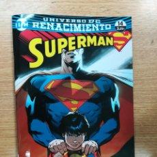 Cómics: SUPERMAN #69 - RENACIMIENTO #14 (ECC EDICIONES). Lote 106356775