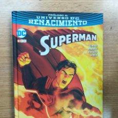 Cómics: SUPERMAN CARTONE #7 LOS ULTIMOS DIAS DE SUPERMAN (ECC EDICIONES). Lote 106357855
