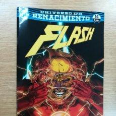 Cómics: FLASH #28 - RENACIMIENTO #14 (ECC EDICIONES). Lote 106383583