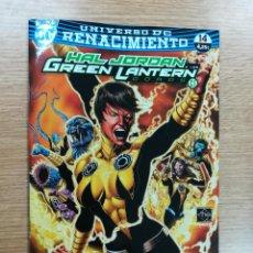 Cómics: GREEN LANTERN #69 - RENACIMIENTO #14 (ECC EDICIONES). Lote 106384335