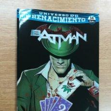 Cómics: BATMAN #69 - RENACIMIENTO #14 (ECC EDICIONES). Lote 106384511