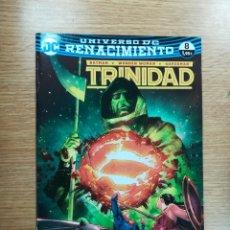 Cómics: TRINIDAD #8 (ECC EDICIONES). Lote 106403831