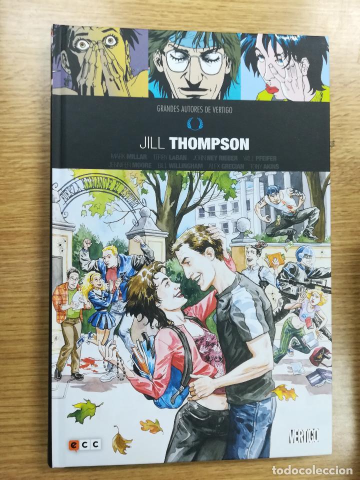 JILL THOMPSON (GRANDES AUTORES DE VERTIGO) (ECC EDICIONES) (Tebeos y Comics - Comics otras Editoriales Actuales)