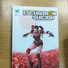 Cómics: NUEVO ESCUADRON SUICIDA CARTONE #2 EL FIN DE LOS TIEMPOS (ECC EDICIONES). Lote 106408563