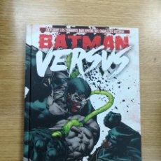 Cómics: BATMAN VERSUS (ECC EDICIONES). Lote 106409535