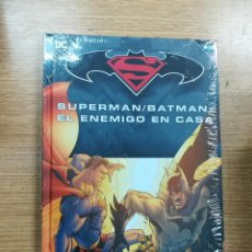Cómics: SUPERMAN BATMAN EL ENEMIGO EN CASA (BATMAN SUPERMAN COLECCION NOVELAS GRAFICAS #25) (ECC-SALVAT). Lote 106410171