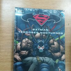 Cómics: BATMAN TERRORES NOCTURNOS (BATMAN SUPERMAN COLECCION NOVELAS GRAFICAS #22) (ECC-SALVAT). Lote 106411099