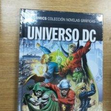 Cómics: UNIVERSO DC LEGADOS PARTE 1 (DC COMICS COLECCION NOVELAS GRAFICAS #45) (ECC EDICIONES - SALVAT). Lote 106411979