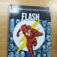 Cómics: FLASH LA GUERRA DE LOS VILLANOS (DC COMICS COLECCION NOVELAS GRAFICAS #43) (ECC EDICIONES - SALVAT). Lote 106412763