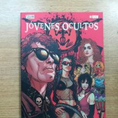 Cómics: JOVENES OCULTOS (ECC EDICIONES). Lote 106413375