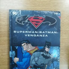 Cómics: SUPERMAN BATMAN VENGANZA (BATMAN SUPERMAN COLECCION NOVELAS GRAFICAS #23) (ECC-SALVAT). Lote 106557459