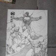 Cómics: BATMAN CABALLERO OSCURO III LA RAZA SUPERIOR LIBRO 9 CARTONE ECC. Lote 106670275