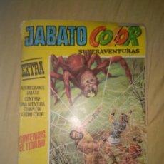 Cómics: JABATO COLOR SUPERAVENTURAS. Lote 106671135