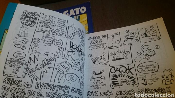 Cómics: PAPA GATO.LOTE 2 COMICS. BATRACIO AMARILLO - Foto 4 - 107105750