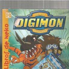 Cómics: DIGIMON LIBROS DE NEKO. Lote 107202003