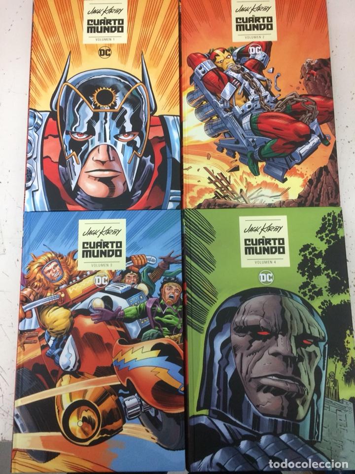 el cuarto mundo de jack kirby - colección compl - Kaufen Comics ...