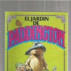 Cómics: EL JARDIN DE PADDINGTON. Lote 107255187
