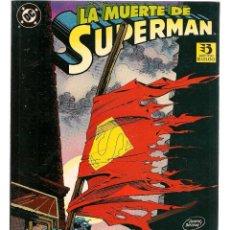 la muerte de superman: el fin de una leyenda - Comprar