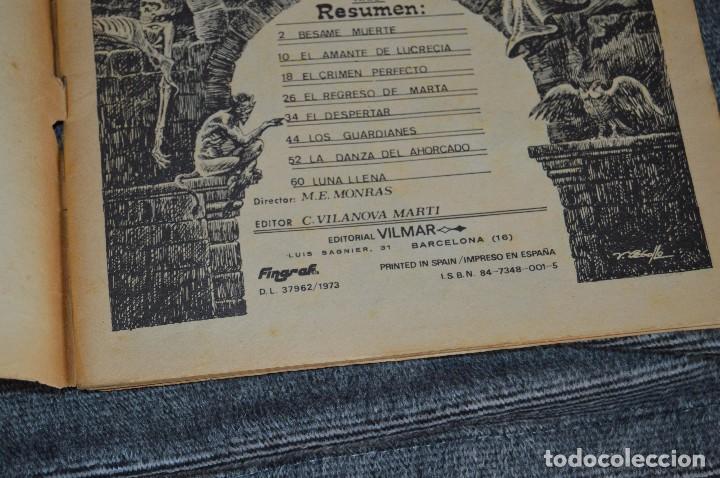 Cómics: LOTE 2 TEBEO / COMIC - ESCORPION - Nº 14 Y 20 - REVISA PARA ADULTOS - AÑOS 70 - VINTAGE - HAZ OFERTA - Foto 7 - 107524835