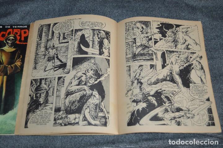 Cómics: LOTE 2 TEBEO / COMIC - ESCORPION - Nº 14 Y 20 - REVISA PARA ADULTOS - AÑOS 70 - VINTAGE - HAZ OFERTA - Foto 9 - 107524835