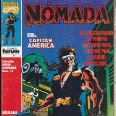 Cómics: NÓMADA ······ Nº 1 .. Lote 107766459