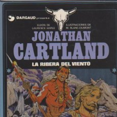 Cómics: JONATHAN CARTLAND. LA RIBERA DEL VIENTO. GRIJALBO.. Lote 107977527