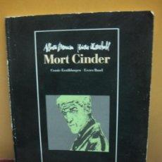 Cómics: MORT CINDER.ALBERTO BRECCIA - HECTOR OESTERHELD..CARLSEN HAMBURGO 1991.EN ALEMAN.. Lote 107979939