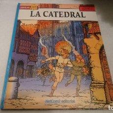 Cómics: LAS AVENTURAS DE JHEN J. MARTIN LA CATEDRAL Nº 5. Lote 108008271
