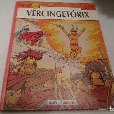 Cómics: LAS AVENTURAS DE ALIX J. MARTIN VERCINGETORIX Nº 18. Lote 108008527