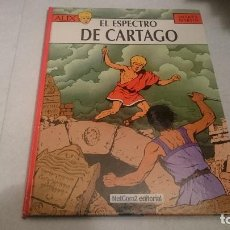 Cómics: LAS AVENTURAS DE ALIX J. MARTIN EL ESPECTRO DE CARTAGO Nº 13. Lote 108009363