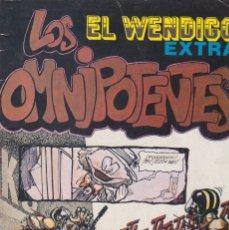 Cómics: EL WENDIGO NÚMERO 31-32. PRIMERA MITAD DE LOS AÑOS 80. Lote 108018955